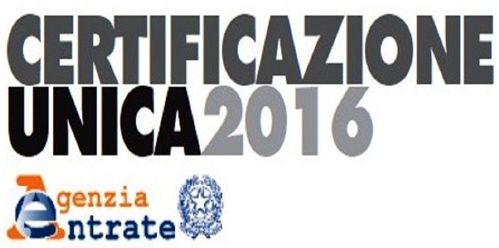 Scuola e forze armate: disponibile su NoiPa la certificazione unificata del 2016