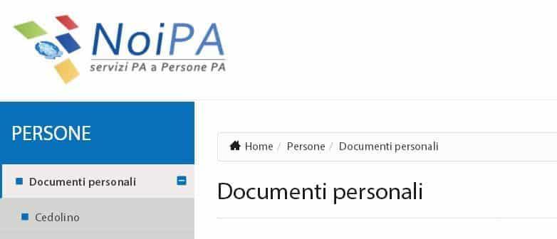 NoiPa, stipendio, documenti personali i servizi offerti dal portale alle Forze Armate e ai dipendenti della PA