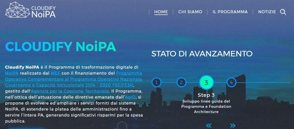 NoiPa: cos'è Cloudify e cosa cambia per i cedolini?