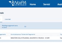 Cedolino NoiPA: non vi è traccia di quello di gennaio 2020
